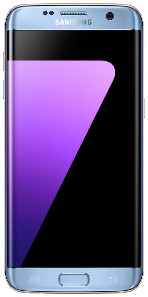 Galaxy S7 Edge Blue £278.99 @ Argos ebay -  Refurb (£250 after es voucher) (or black for 297)