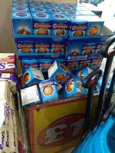 Terry's chocolate orange 157g - £1 @ Poundland