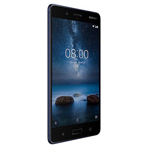 Nokia 8 - £299.95 at John Lewis