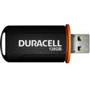 Duracell High Performance 128GB USB 3.0 Flash Drive £19.94 Mymemory with code