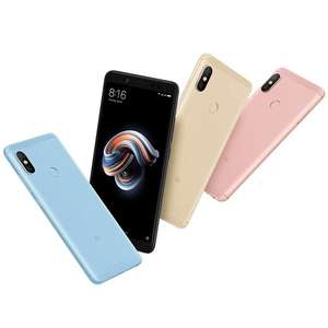 "Redmi note 5  plus 5.99""- 4gb ram 64gb HDD - 636 snapdragon - mobile -£143 @ Fantacy Store / Ali Express"