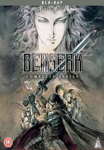 "Berserk Complete Series Blu Ray £23.99 @ anime-on-line using code ""EASTERSALE"""
