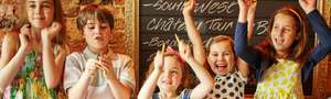 Kids Eat Free at Café Rouge with Free Downloadable Voucher at Littlebird