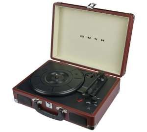 Bush record player - great for the money - £19.99 @ Argos