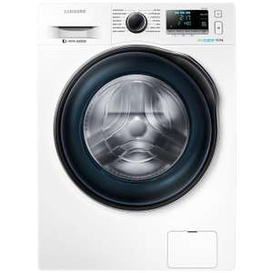 Samsung WW80J6410CW 8kg Load, 1400 Spin Washing Machine With Ecobubble™ Technology - White at Very for £386.98