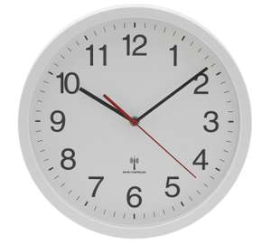 Pretend your at work when your at home. Radio controlled clock was £14.99 now £11.99 @ Argos