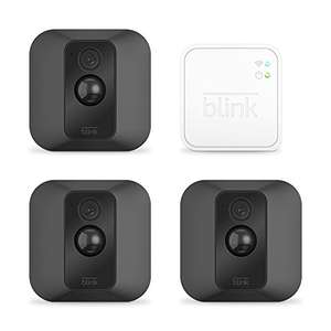 Blink XT Video Security Packs at Amazon - (3) £209.95
