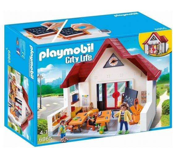 Playmobil 6865 City Life School House (Argos) £15.99