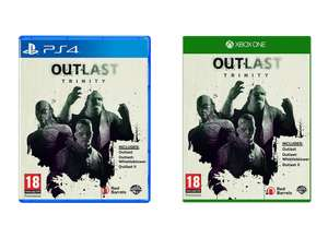 Outlast Trinity PS4 / Xbox One - £14.85 delivered @ Base