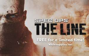 [Steam] Spec Ops: The Line - Free - Humble Store