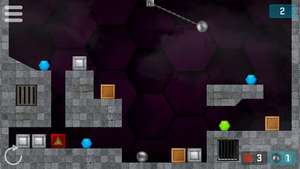 Hexasmash Pro - Wrecking Ball Physics Puzzle was £2.59 now free @ Google Play