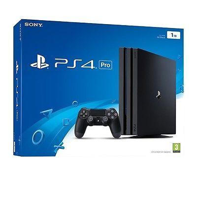 PlayStation 4 pro @Shopto eBay - £329 +330 nectar points