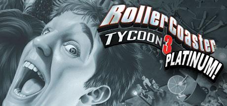 RollerCoaster Tycoon® 3: Platinum £3.74 @ Steam