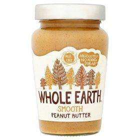 340g Whole Earth Organic NAS or Hi Oleic Crunchy/Smooth Peanut Butter £2 rollback from £3 @ ASDA