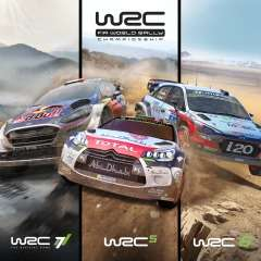 WRC Collection £21.99 for PS+ members