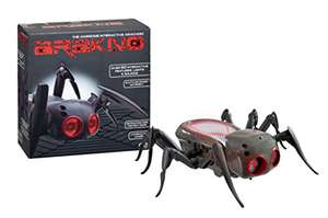 Arakno the awesome, interactive spider Sold by QuickDeliveryDwayne and Fulfilled by Amazon for £12.75 Prime (£15.74 non Prime)