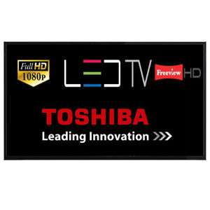 "Toshiba 43L1753 43"" LED TV Full HD With Freeview HD Unit Only With Power Lead - £189 @ Ebay Tesco Outlet (with best offer)"