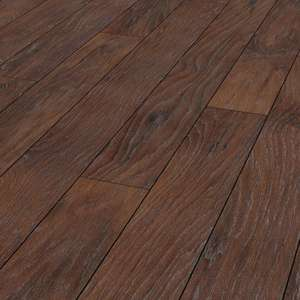 10mm Krono Original Smokey Mountain Hickory Laminate Flooring at Leader for £7.99 square meter @ Leaderfloors - Free shipping with  £199+ spend