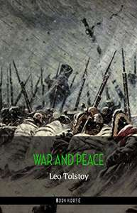 free kindle book - War and Peace @ Amazon