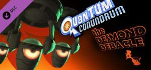 90% off Quantum Conundrum: The Desmond Debacle 79p @ Steam