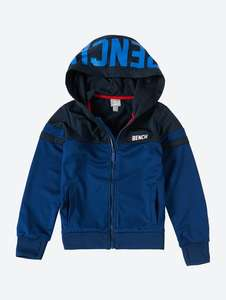 50% Off Some Jackets and Hoodies @ Bench