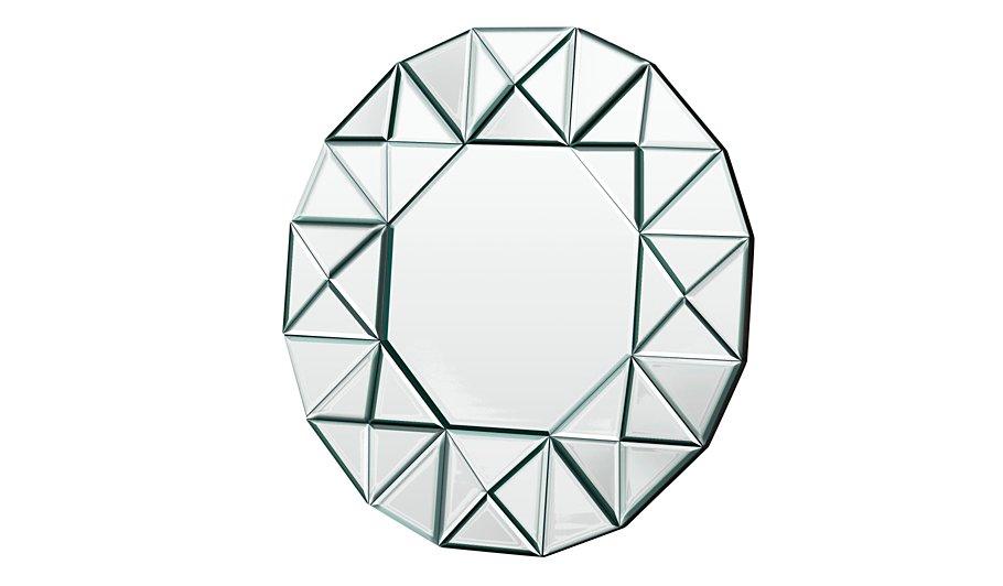 Kaleidoscope large stunning mirror 68 cms now £35 @ Asda