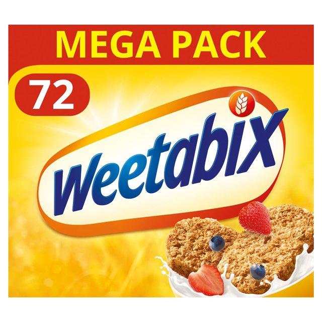 Weetabix 72s £1.39 instore Iceland