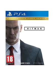 Hitman - The Complete First Season [PS4] £17.85 @ Base