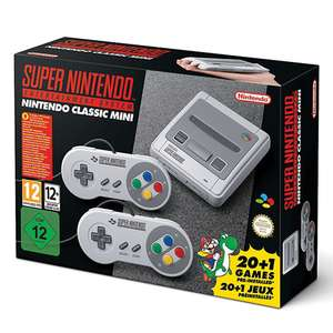 Nintendo Classic Mini SNES £59.99 at Monster Shop