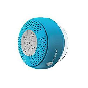 Bluetooth Shower Speaker £9.99 Prime with coupon / ££14.74 Non Prime @ Amazon (Sold by Sunvalleytek-UK and Fulfilled by Amazon)