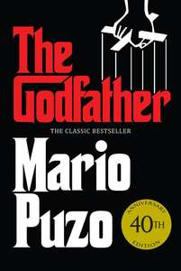 The Godfather - Mario Puzo - 40th Anniversary Kindle Ed. Now 99p @ amazon