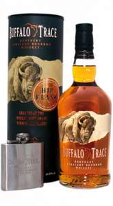 Buffalo Trace Bourbon £18 Instore Comes With Free Hip Flask @ Tesco