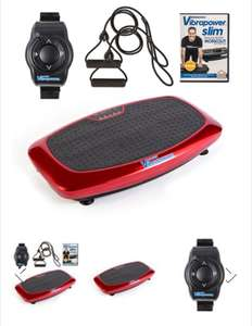 Vibrapower Slim 2 - vibrating exercise plate £147.98 Del @ idealworld.tv