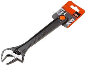 "Bahco 8072 adjustable wrench 255 mm - 10 "" for £15 Prime / £19.75 Non Prime @ Amazon"