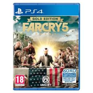 Far Cry 5 Gold Edition (PS4/Xbox One) £53.09 with code MONSTERMARK @ Monster Shop