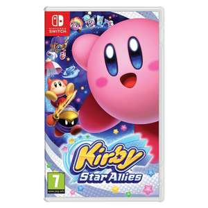 Kirby Star Allies Nintendo Switch £37.79 @ Monster Shop with code MONSTERMARK