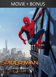 Spider-Man: Homecoming + Bonus (HD) £5 at Microsoft Store