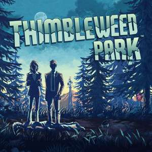 Thimbleweed Park (Nintendo Switch) - £7.49 UK eShop