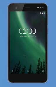 Nokia 2 Pay As you go £89.99 (includes £10 top up) @ carphone warehouse