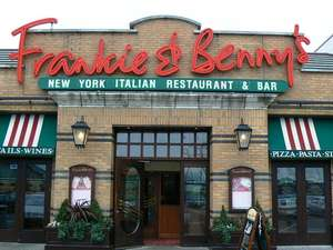 Frankie and Bennys Unlimited Breakfast back until Tue 3rd April