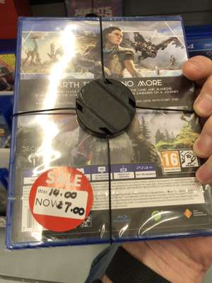 Horizon Zero Dawn £7 Asda clearance