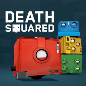 Death Squared £3.99 on sale on iOS App Store