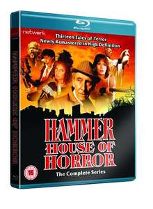 Hammer House of Horror: The Complete Series (Box Set) [Blu-ray] £19.99 @ Zoom