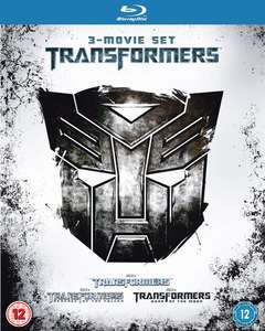 Transformers Movie Set (Box Set) [Blu-ray] £7.66 @ Zoom