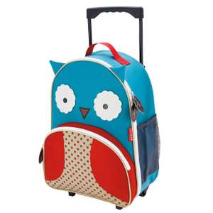 Skip Hop Zoo Owl Luggage Bag for £9.99 @ John Lewis (P&P £2)