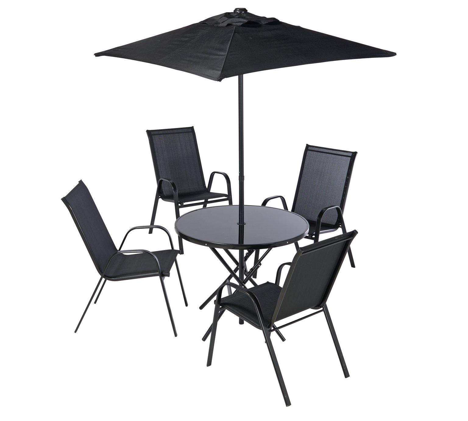 Sicily Garden Furniture Home sicily 4 seater patio set 10499 at argos hotukdeals home sicily 4 seater patio set 10499 at argos workwithnaturefo