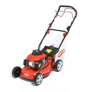"Austin MiniMower 16"" Self Propelled Petrol Lawn Mower Order Code: 110250 £160 @ UKHS"
