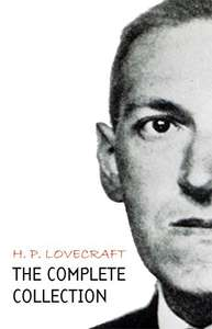 free kindle book - complete Lovecraft @ Amazon