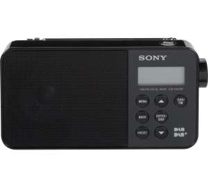 Sony XDRS40 DAB/DAB+/FM Ultra Compact Digital Radio - (Black/Red/White) - was £39.99 Now £29.99 @ Argos/ Amazon