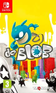 De Blob - Nintendo Switch (pre-order) £17.95 @ Coolshop (Amazon = £26.99)